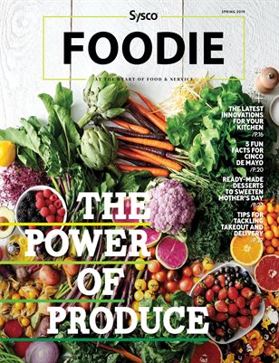Sysco Foodie Spring 2019