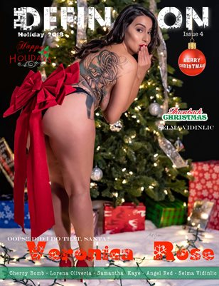TDM:XMAS Veronica Rose issue 4