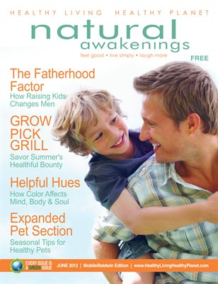 June 2013: Men's Wellness and Inspired Living with Expanded Pet Section