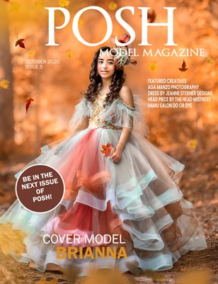 POSH Model Magazine Issue 5 October