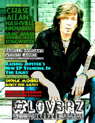 #LOV3RZ Independent Magazine September 2016