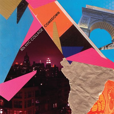 80s NYC Collage Comedown