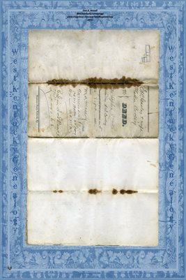 ( PAGES 1 - 2 ) 1891 DEED S.W. COOLEY TO MRS SOPHIA WAKE