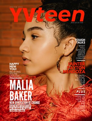 YV Teen Magazine Jan - Feb 2021 Issue