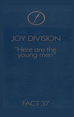 Joy Division Here Are Young Men Programme