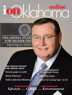 July-August 2019 ion OKLAHOMA Magazine