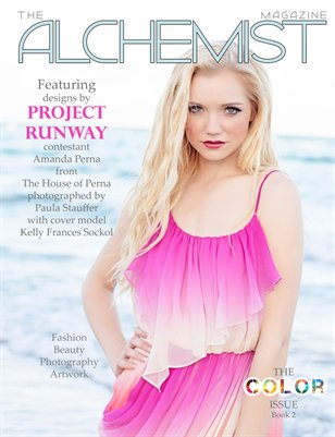 The Alchemist Magazine - Color Issue - Book 2
