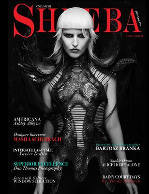 Sheeba Magazine 2016 April Volume III