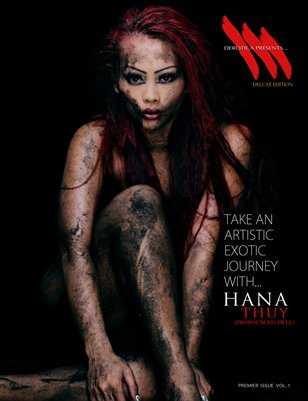 Derotica Presents...Hana Thuy Deluxe Edition