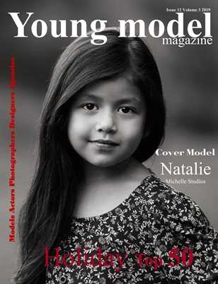 Young Model magazine Issue 12 Volume 3 2019 HOLIDAY TOP 50