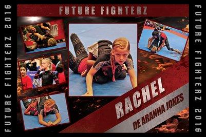 2016 Rachel Jones Cal - Poster