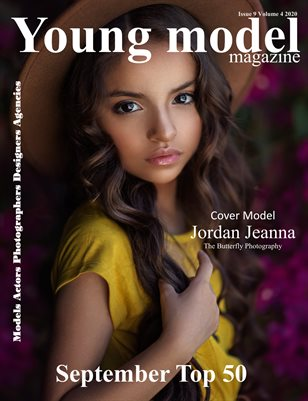 Young Model Magazine Issue 9 Volume 4 2020 SEPTEMBER TOP 50