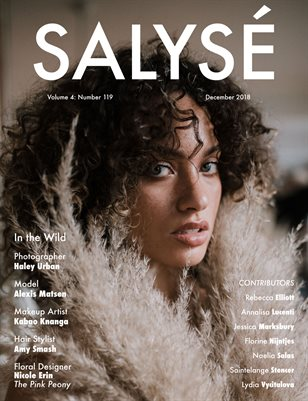 SALYSÉ Magazine | Vol 4 : No 119 | December 2018