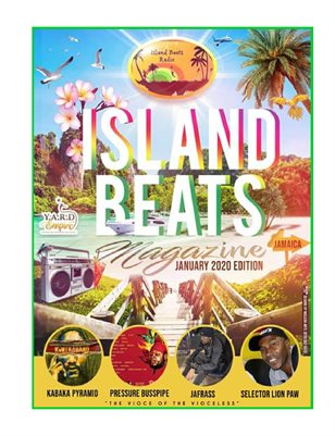 Island Beats Magazine January 2020 Edition
