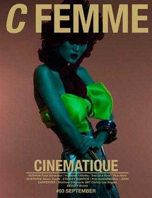 C FEMME #03 (COVER 4)