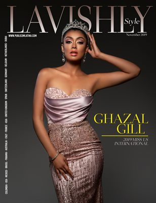 LAVISHLY STYLE Magazine - Nov/2019 - Issue #7