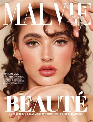 MALVIE Magazine The Artist Edition Vol 228 May 2021