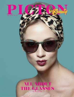 Picton Magazine November  2019 N331 Beauty Cover 2