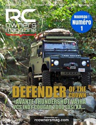 RC Owners Magazine n°1 Français
