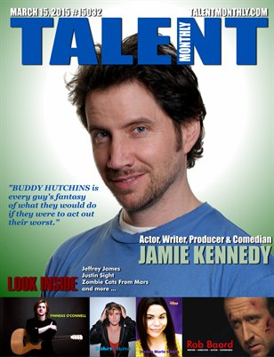 Talent Monthly Magazine March 15, 2015 #15032