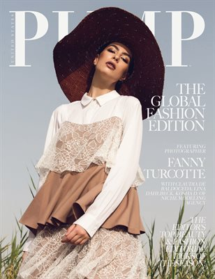PUMP Magazine - The Global Fashion Edition - May 2018