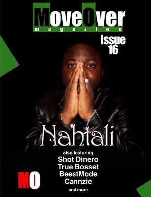 MoveOver Magazine Issue #16 Starring Nahtali
