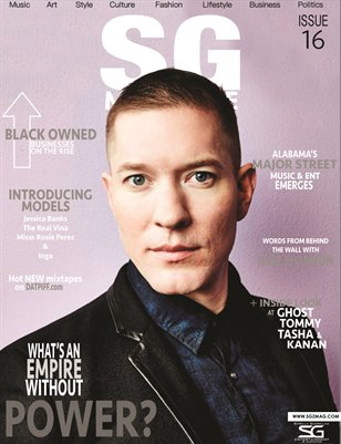 The official Scrilla Guerillaz Magazine #16.4 (The Power Edition)