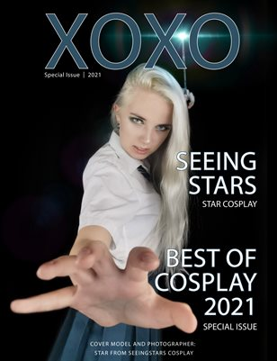 XOXO SPECIAL ISSUE COSPLAY 1