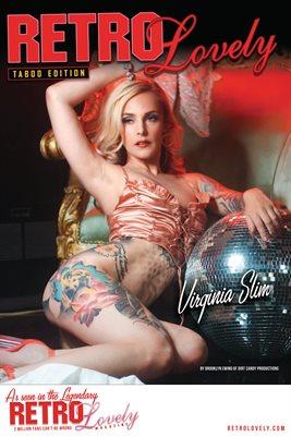 Taboo Edition No. 48 – Virginia Slim Cover Poster