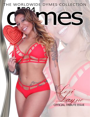 504Dymes Exclusive Lexi Layne Tribute Issue