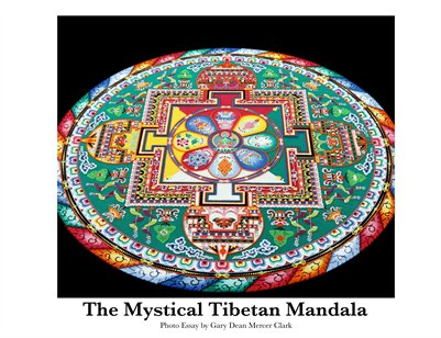 The Mystical Tibetan Mandala