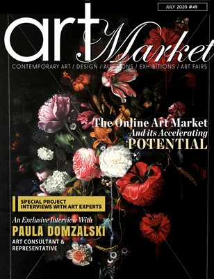 Art Market Magazine July 2020 Issue #49