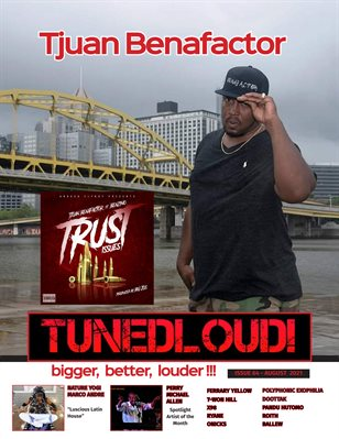 TunedLoud Magazine August 2021