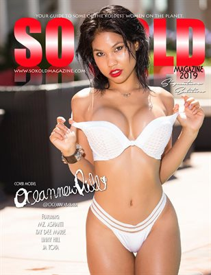 "SO KOLD MAGAZINE - ""SIGNATURE EDITION"" (OCEANNEA)"