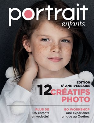 Magazine Portrait d'enfants - Vol.9