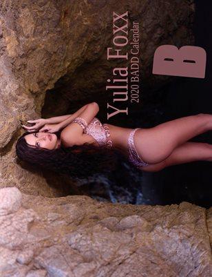 Yulia Foxx BADD 2020 Calendar