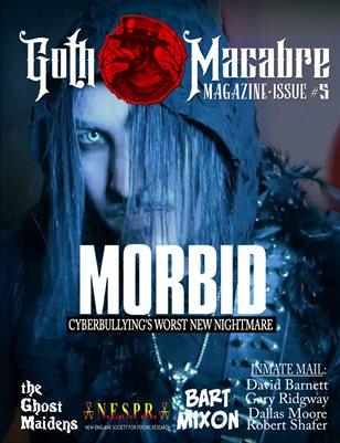 Goth Macabre Magazine Issue #5