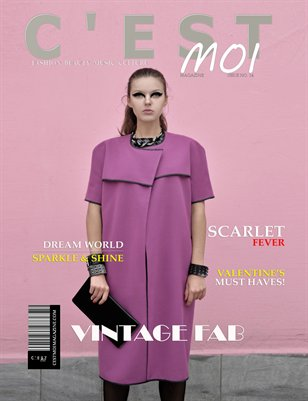C'est Moi Magazine Issue Fourteen