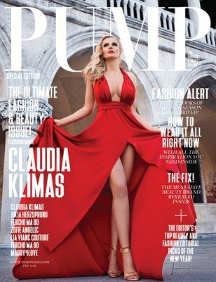 PUMP Magazine - The Anniversary Edition