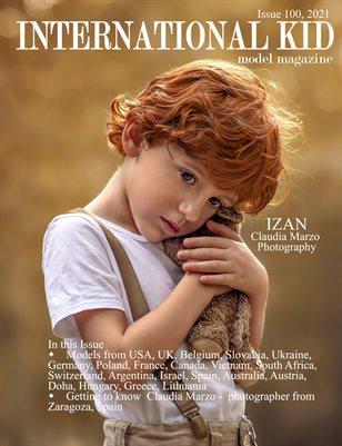 International Kid Model Magazine Issue #100