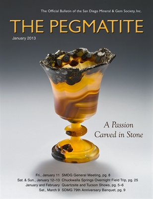 The Pegmatite - January 2013