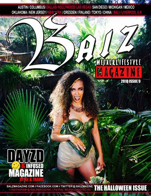 Balz Magazine Issue 9