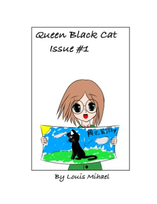 Queen Black Cat
