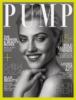 PUMP Magazine | Black & White Edition | Vol.1