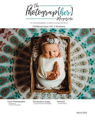 Children Vol. 1 Newborn The Photograp[her] Magazine