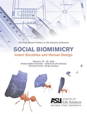 Social Biomimicry: Insect Societies and Human Design