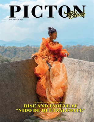 Picton Magazine February  2020 N426 BLACK Cover 4