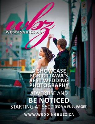 WeddingBuzz.ca Advertising Rate Card