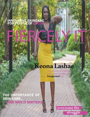 Fiercely It Magazine - Spring 2020