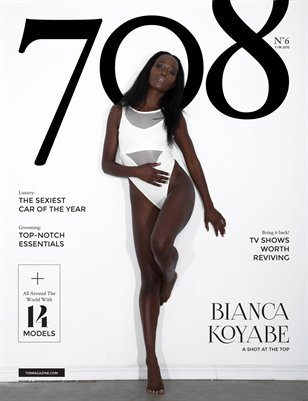 708 Magazine Issue 6 - All Around The World